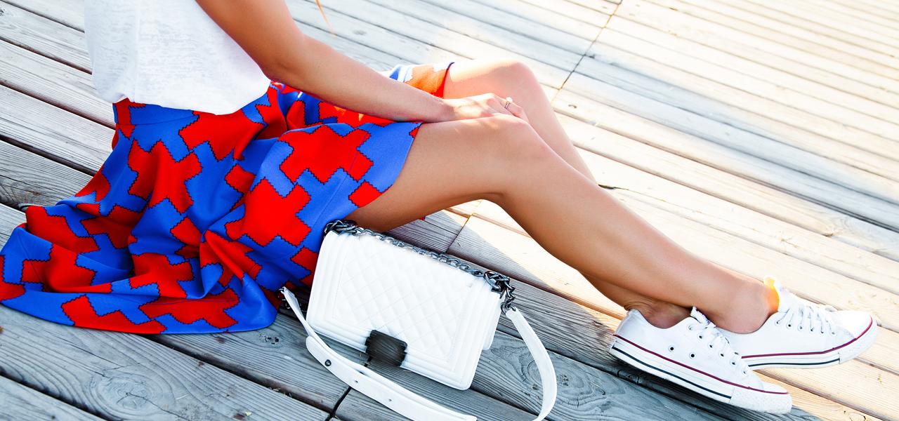 Des jambes légères pour l'été