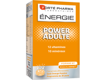 Energie Power Adulte