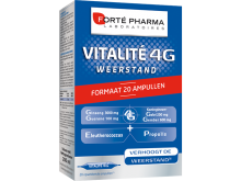 Vitalité 4G Weerstand