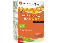 Gelée Royale Bio 2000mg