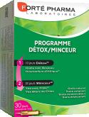 PROGRAMME DÉTOX / MINCEUR