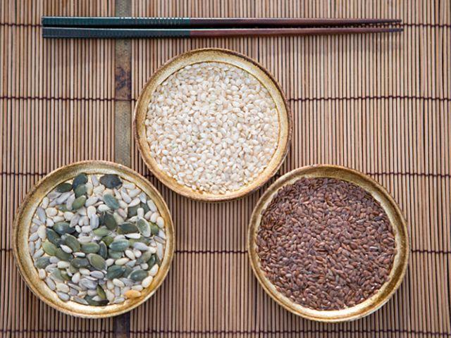 Fazer uma alimentação mais rica em hidratos de carbono complexos
