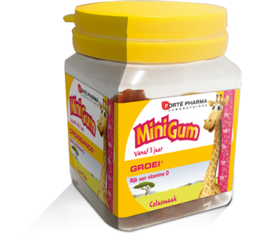 Minigum Croissance