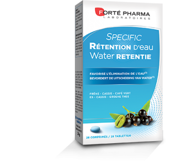 Waterretentie 28 tabletten