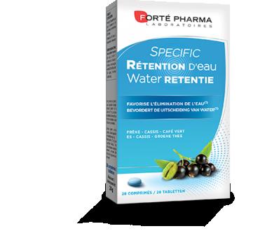 Waterretentie 28 tabletten