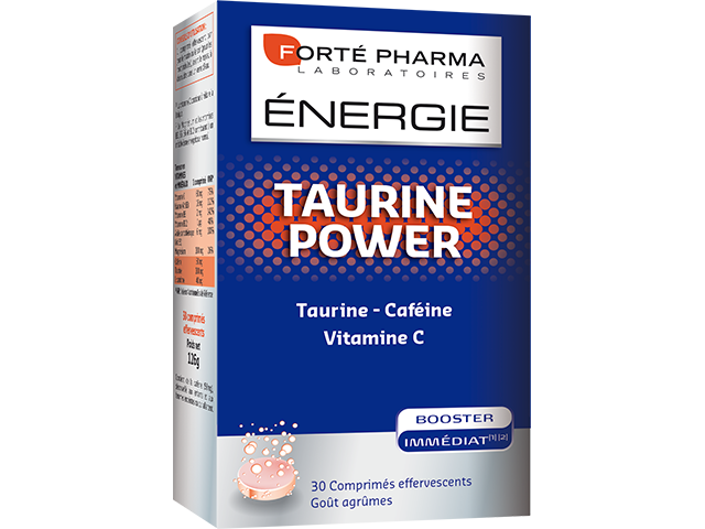 ÉNERGIE TAURINE POWER