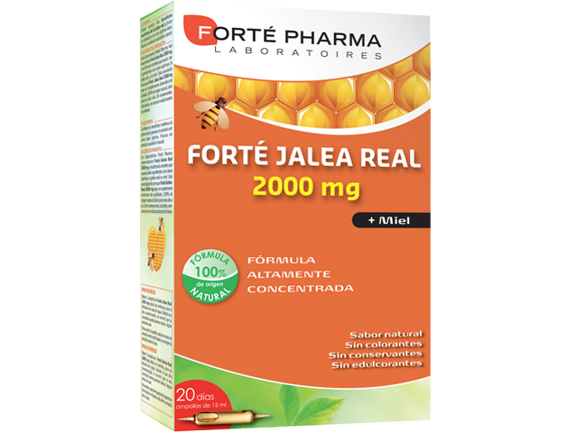 Forté Jalea Real 2000 mg
