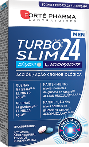 TURBOSLIM 24 Men Dia & Noite