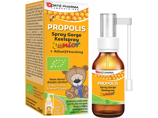 Spray Gorge Propolis BIO Junior